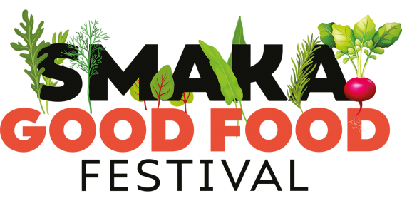 Logotyp: Smaka good food festival